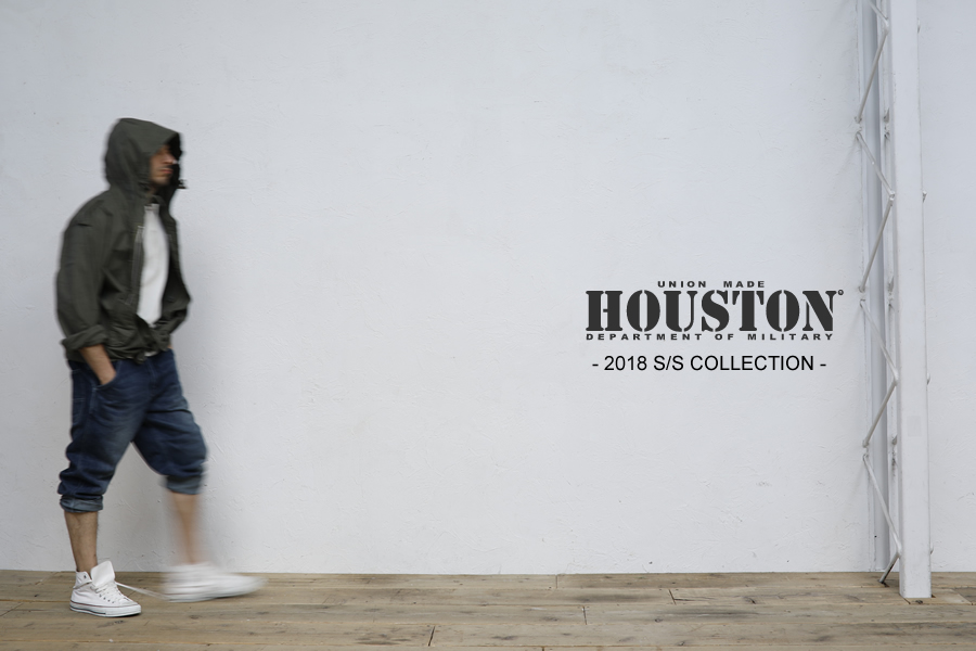 HOUSTON 2018 SS COLECTION